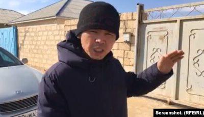 Kazakhstan: Release Labor Rights Activist