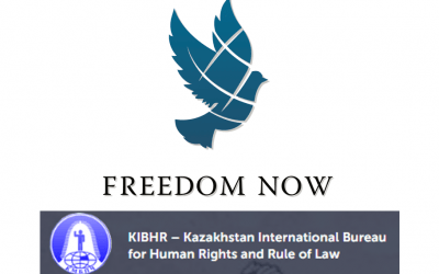 Kazakhstan: Freedom Now and KIBHR File UN Petition on behalf of Eight Muslim Men