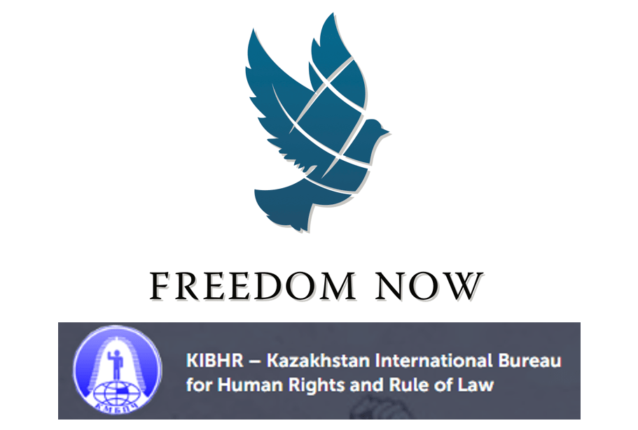 Kazakhstan: Freedom Now and KIBHR File UN Petition on behalf of Eight Muslim Men