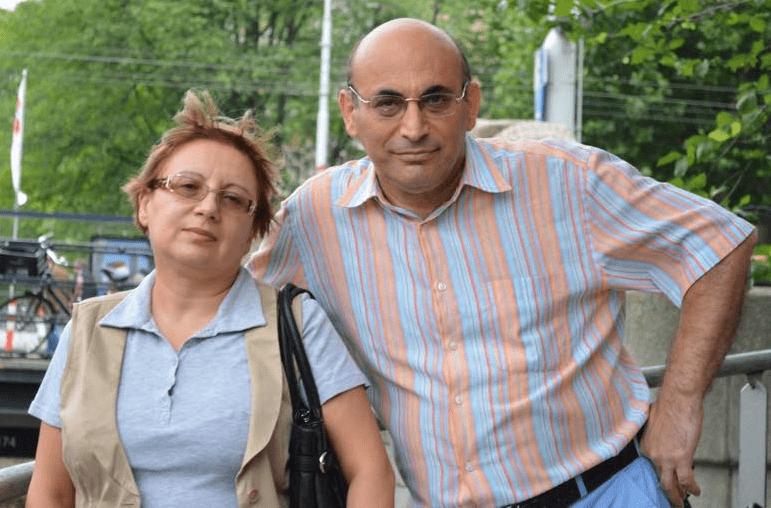 Leyla and Arif Yunus