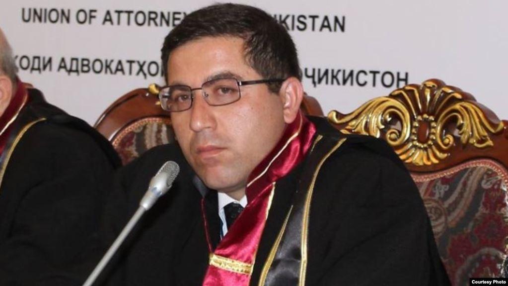 Buzurgmehr Yorov